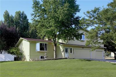 Yellowstone County Single Family Home For Sale: 1126 Sandstone Trail