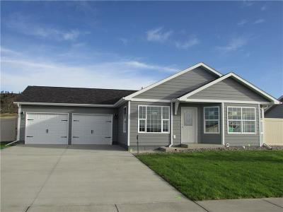 Yellowstone County Single Family Home For Sale: 7011 Shiny Penny Way