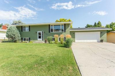Yellowstone County Single Family Home Contingency: 781 Moccasin Trail