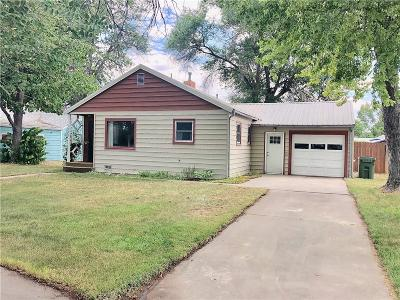 Billings Single Family Home For Sale: 1612 Wyoming
