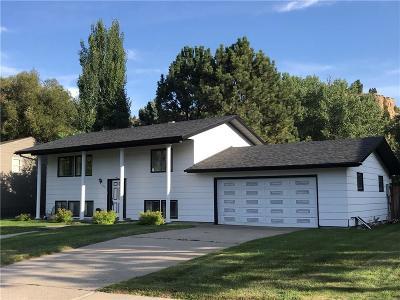 Yellowstone County Single Family Home For Sale: 536 Wigwam