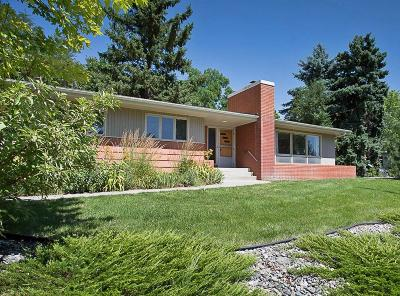 Billings Single Family Home Contingency: 2900 W Mac Donald Drive