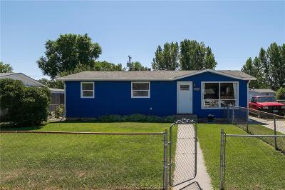 Single Family Home For Sale: 4134 Murphy Avenue