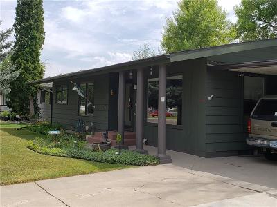 Yellowstone County Single Family Home Contingency: 2554 Burlington Avenue