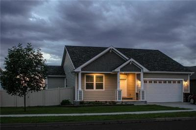 Yellowstone County Single Family Home Contingency: 3005 Golden Acres Drive