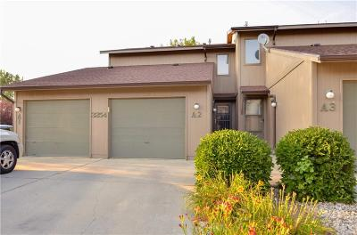Billings Condo/Townhouse For Sale: 3254 Granger #A-2