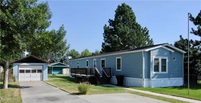 Yellowstone County Single Family Home Contingency: 293 Windsor Circle S