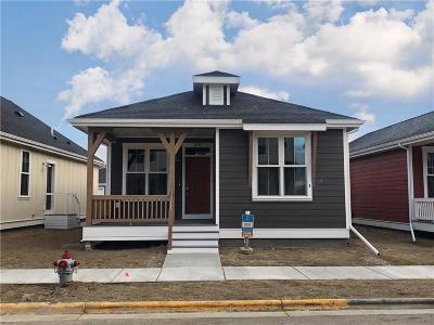Condo/Townhouse For Sale: 1637 Walter Creek Boulevard #8