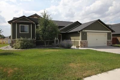 Billings Single Family Home For Sale: 2602 Meadow Creek Loop