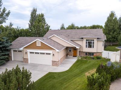 Billings Single Family Home Contingency: 1812 Crystal Drive