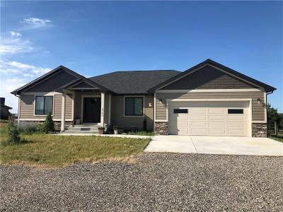 Billings Single Family Home For Sale: 4734 Cheyenne Trl