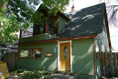 Single Family Home For Sale: 11 N Montana Avenue