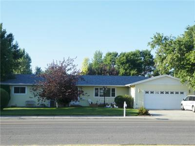Billings Single Family Home For Sale: 3138 Monad Rd