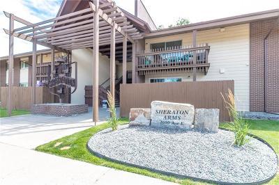 Billings Condo/Townhouse For Sale: 1600 Avenue E #4