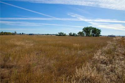 Fallon County, Roosevelt County, Wibaux County Residential Lots & Land For Sale: 7415 White Tail Run