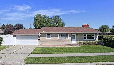 Billings Single Family Home For Sale: 1901 Miles Avenue