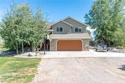 Billings Single Family Home For Sale: 8560 Longmeadow Dr.