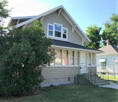 Single Family Home For Sale: 711 3rd Street