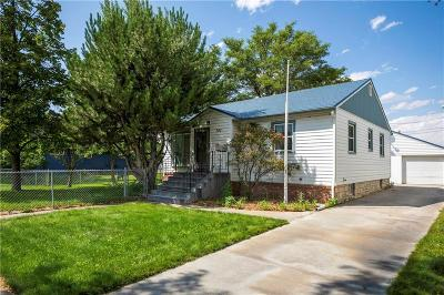 Billings Single Family Home For Sale: 741 St Johns