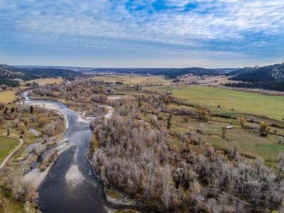 Columbus, Reed Point Farm & Ranch For Sale: 22 W Whitebird Creek