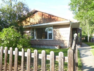 Single Family Home For Sale: 257 N 6th Avenue Forsyth, Mt