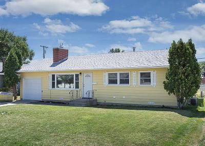 Billings Single Family Home For Sale: 1320 Eldorado