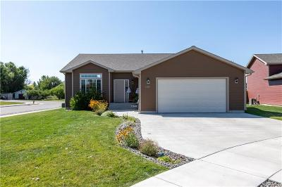 Billings Single Family Home For Sale: 1138 Pumpkin Cove