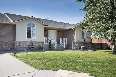 Billings Single Family Home For Sale: 720 Black Diamond Road