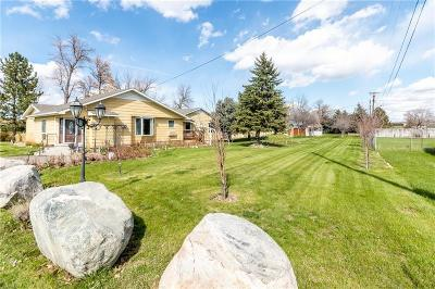 Billings Single Family Home For Sale: 1349 Lake Elmo Drive