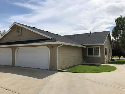 Billings Condo/Townhouse For Sale: 3708 Decathlon Pkwy