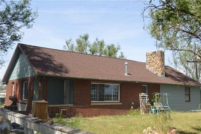 Single Family Home For Sale: 6614 Shepherd Road