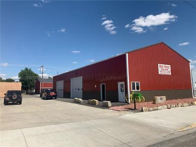 Yellowstone County Commercial For Sale: 309 E Main St.