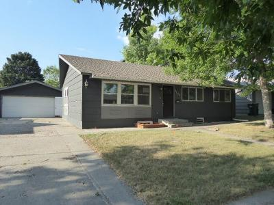 Billings Single Family Home For Sale: 2120 Concord Drive