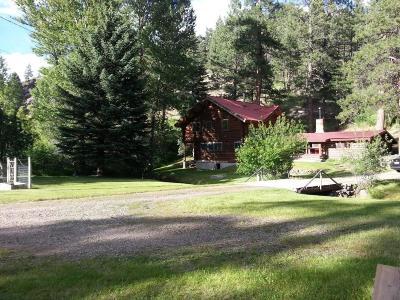 Single Family Home For Sale: 7 Cox Creek Lane, Cascade
