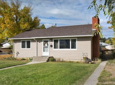 Billings Single Family Home For Sale: 2507 Burlington