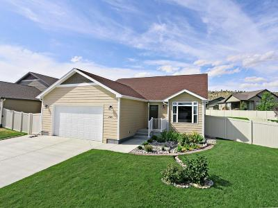 Billings Single Family Home For Sale: 2925 W Copper Ridge Loop