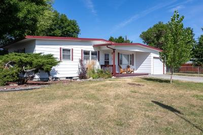 Billings Single Family Home For Sale: 302 29th St W