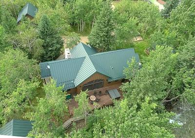 Red Lodge Single Family Home Contingency: 6492 Us Highway 212
