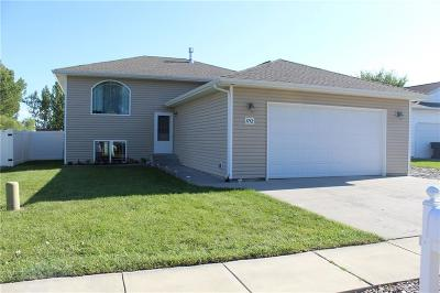 Billings Single Family Home For Sale: 1712 Wicks Lane