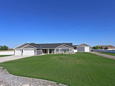 Billings Single Family Home For Sale: 6315 Bear Paw Dr. S
