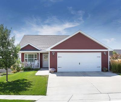 Billings Single Family Home For Sale: 3122 E Copper Ridge Loop