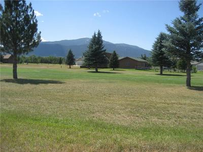 Red Lodge Residential Lots & Land For Sale: Lot 5 Lazy M Street