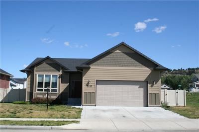 Billings Single Family Home For Sale: 5137 Amherst Dr