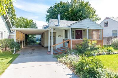 Billings Single Family Home For Sale: 530 Cook