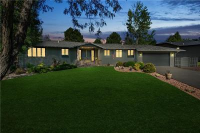 Single Family Home For Sale: 3306 Jack Burke Lane