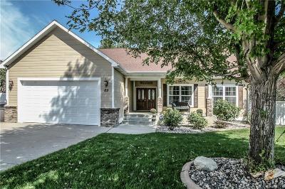 Billings Single Family Home For Sale: 69 Shamrock Court
