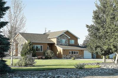 Park City Single Family Home Contingency: 34 Yellowstone Bluffs Road
