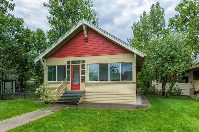 Billings Single Family Home For Sale: 226 Alderson Avenue
