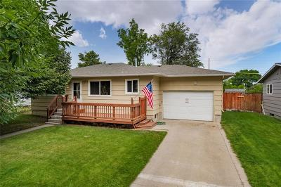Billings Single Family Home For Sale: 2109 Concord Drive