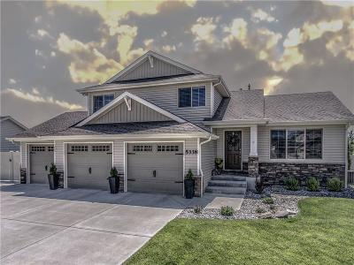 Single Family Home For Sale: 5338 N Castle Stone Square